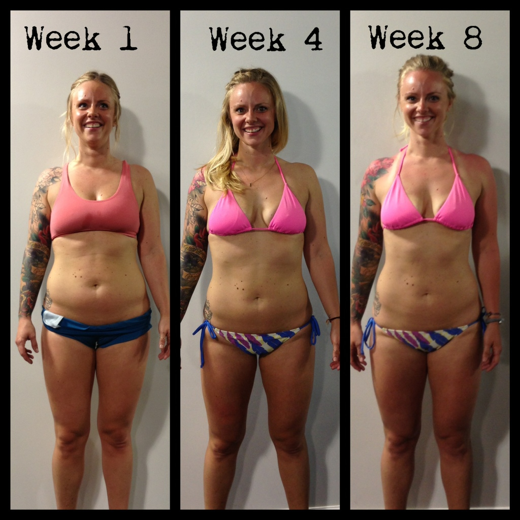 Amazing results in 8 weeks! | NICK MARION FITNESS